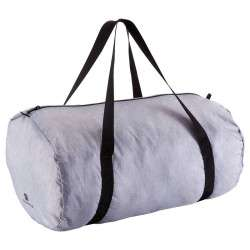 Sac Tube pliable Domyos Fitness Chiné - Taille M - Gris