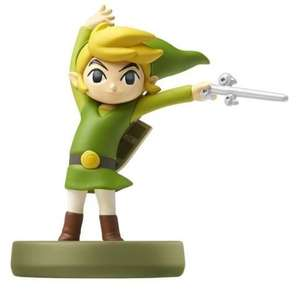 Figurine Nintendo Amiibo : Link Cartoon