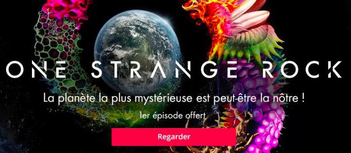 One Strange Rock : Le 1er épisode visionnable gratuitement en 4K