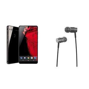 "Smartphone 5.71"" Essential Phone PH-1 - Snapdragon 835, 4 Go RAM, 128 Go ROM + Écouteurs Essential Earphones HD Wired (Frais d'import inclus)"