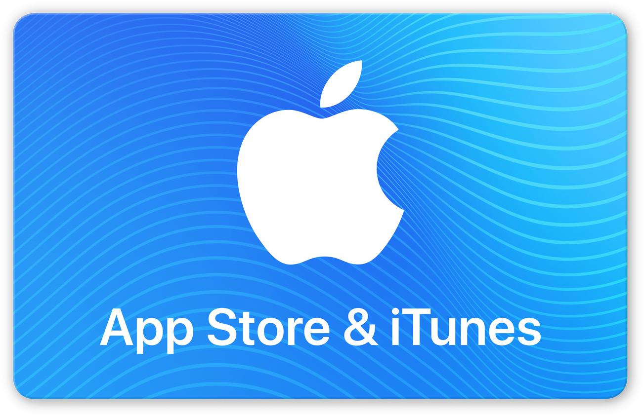 Carte cadeau iTunes de 100€ à 90€, de 50€ à 45€ et de 25€ à 22.5€