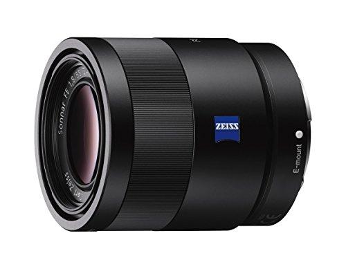 Objectif standard Sony Zeiss Sonnar T FE 55mm f1.8 ZA - Sony E-Mount