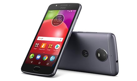 "[Clients Orange / Orange Open] Smartphone 5"" Motorola Moto E4 - MT6737, 2 Go de RAM, 16 Go (via ODR de 30€)"
