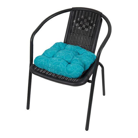 Chaise de jardin en plastique, empilable