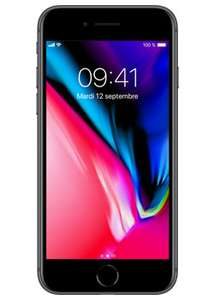 "Smartphone 4.7"" Apple iPhone 8 Gris Sidéral - 256 Go"