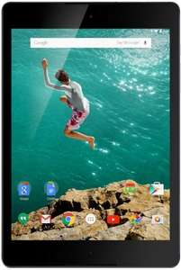 "Tablette 8,9"" Google Nexus 9 - 16 Go - Noir"