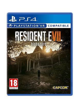 Sélection de jeux en promotions sur PS4 et Xbox One - Ex: Résident Evil 7 Biohazard sur PS4