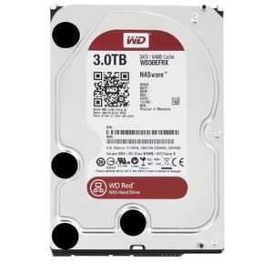 "Disque dur NAS 3.5"" Western Digital WD Red - 3 To (WD30EFRX)"