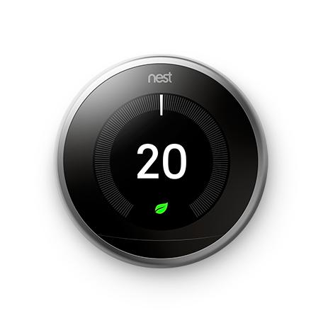 Thermostat connecté Nest Learning Thermostat (3ème génération)