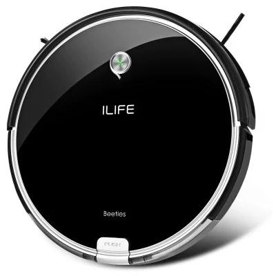 Aspirateur Robot iLife A6 - Noir [Entrepôt EU] (Vendeur tiers)