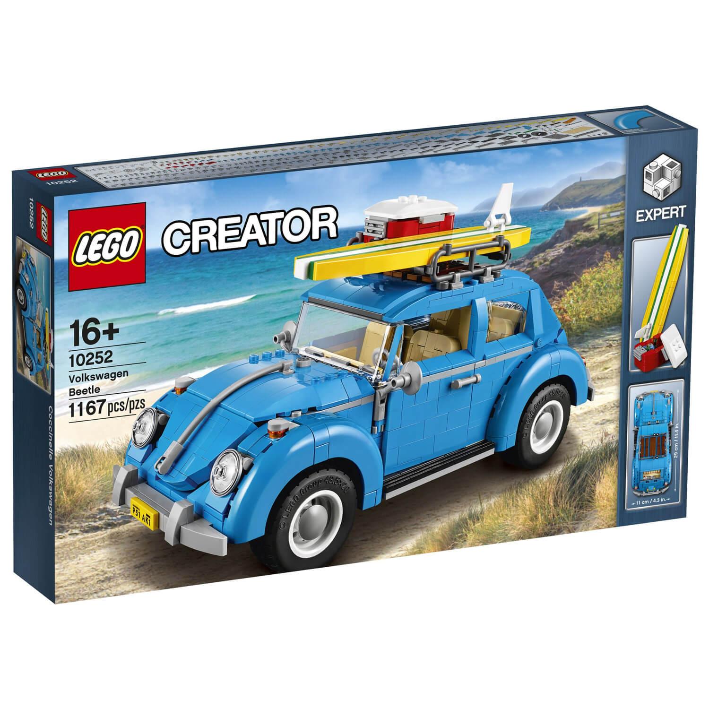 Jeu de construction Lego Creator 10252 - Volkswagen Coccinelle