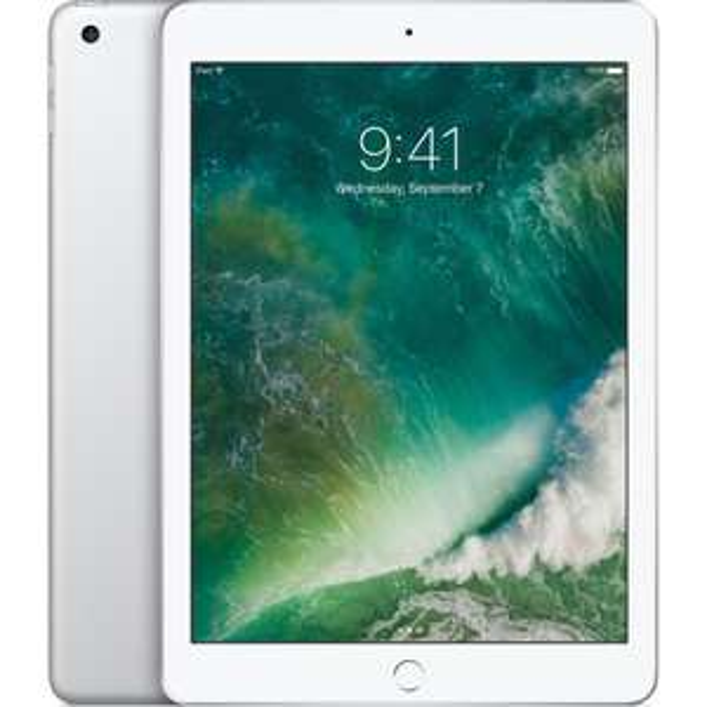 """Tablette 9.7"""" Apple iPad (2017) WiFi - Rétina (2048 x 1536), RAM 2 Go, ROM 32 Go (Silver)"""