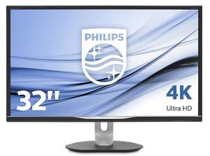 "Écran PC 31.5"" Philips 328P6VJEB - 4K UHD, 3840x2160, dalle VA, 4 ms"