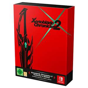 Xenoblade Chronicles 2 - Édition Collector sur Switch