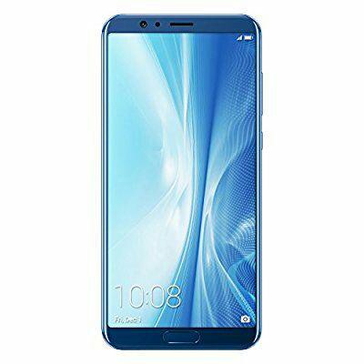 "Smartphone 5.99"" Honor View 10 - Kirin 970, 6 Go de RAM, 128 Go, bleu"