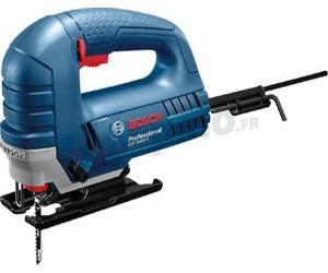 Scie sauteuse à main Bosch GST 8000 E - 710 W