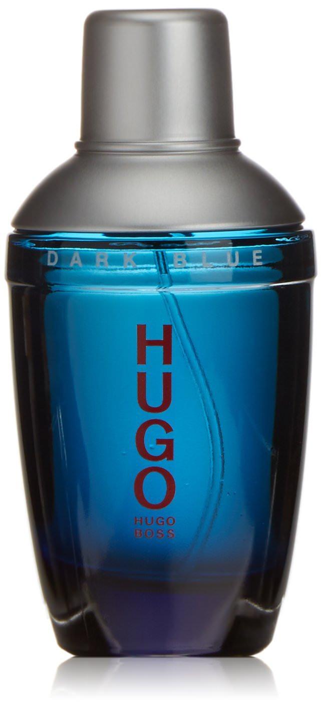 Eau de Toilette Hugo Boss Hugo Dark Blue pour Homme - Vaporisateur 75ml