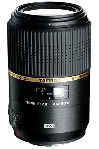 Objectif macro Tamron SP 90mm f2.8 Di VC USD Macro USD Macro - Sony / Minolta