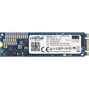 SSD Interne M.2 2280 Crucial MX300 CT525MX300SSD4 (Nand 3D) - 525Go