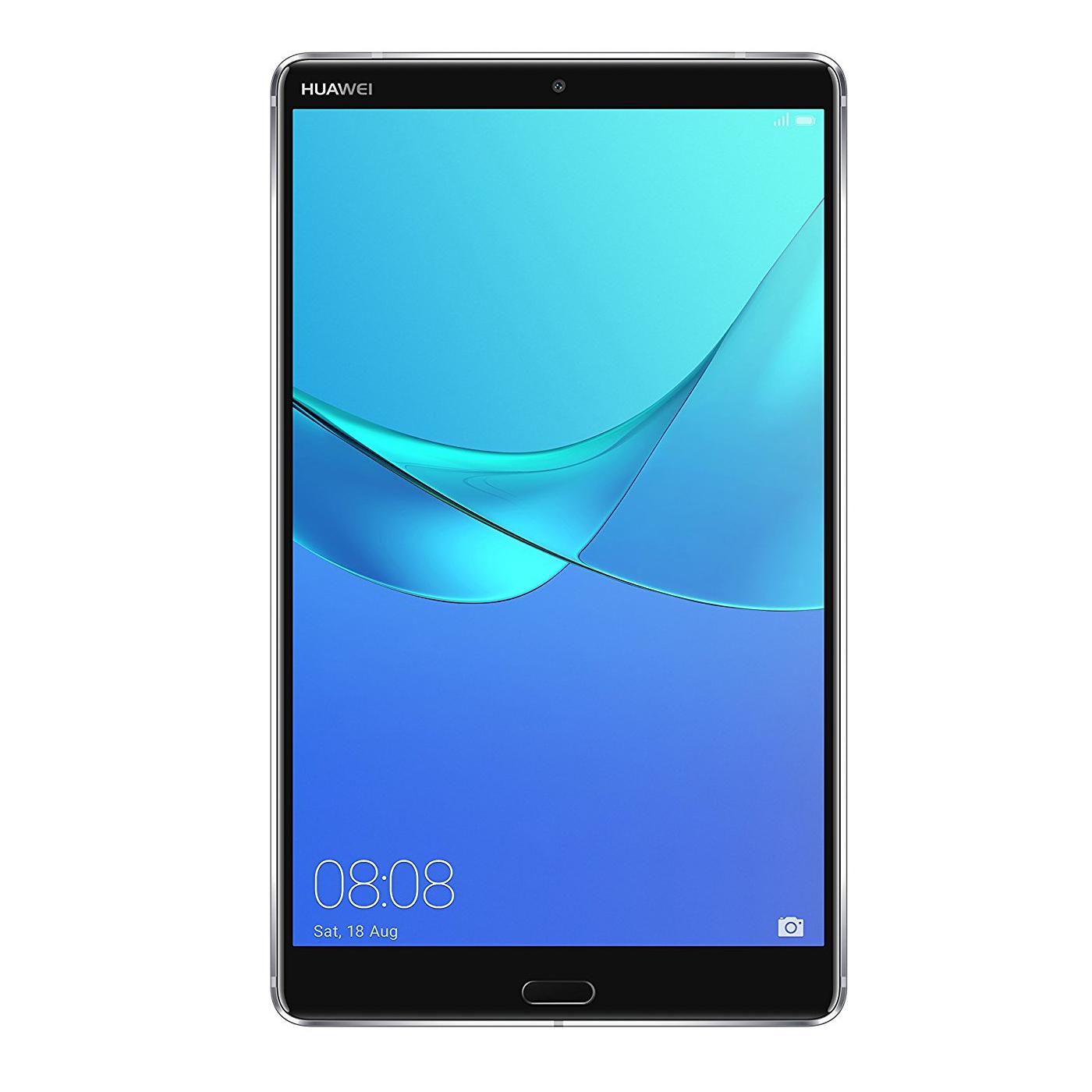 "Phablet 8.4"" Huawei MediaPad M5 - 4G LTE / Wi-Fi, QHD+, Kirin 960, 4 Go de RAM, 32 Go"