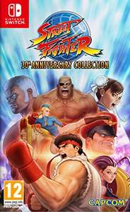 [Précommande] Street Fighter 30th Anniversary Collection sur Nintendo Switch
