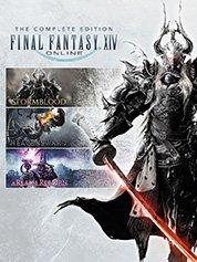 Jeu Final fantasy XIV Online - Complete Edition sur PC (Dématérialisé)