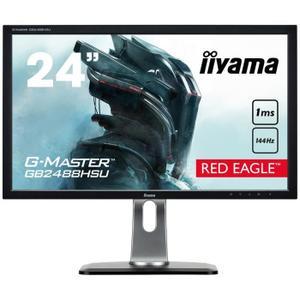 """Ecran PC 24"""" iiYama G-Master GB2488HSU-B3 - Full HD, Dalle TN, 144 Hz, 1ms"""