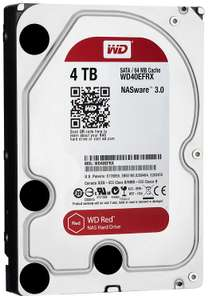 "Disque dur interne 3.5"" Western Digital Red - 4 To (vendeur tiers)"