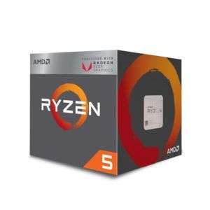 Processeur AMD Ryzen 5 2400G Wraith Stealth (Reconditionné)