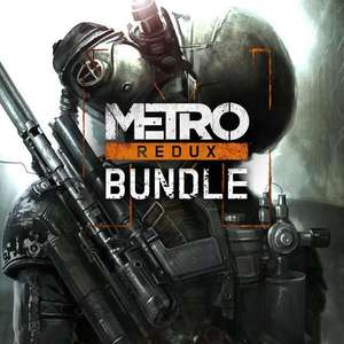 Metro Redux Bundle: Metro 2033 Redux + Metro Light Redux sur PC (Dématérialisé - Steam)