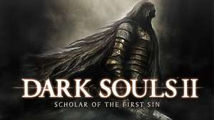 Dark Souls II: Scholar of the First Sin sur PC (Dématérialisé - Steam, Via VPN)