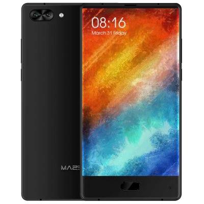 """Smartphone 6"""" Maze Alpha - Helio P25, 4 Go de Ram, 64 Go"""