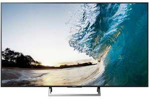 "TV 55"" Sony KD55XE8596 - 4K UHD + Casque Audio Sony WH-800"