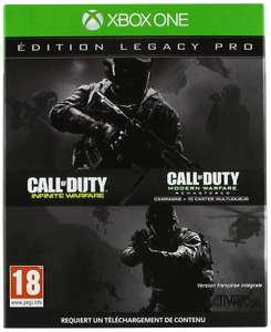 Call Of Duty: Infinite Warfare - Edition Legacy Pro (Season Pass inclus) sur Xbox One
