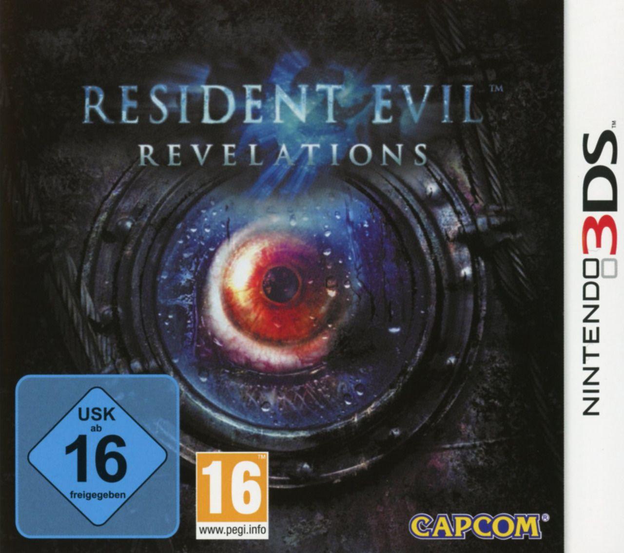 Resident Evil Revelations sur 3DS (Dématérialisé)