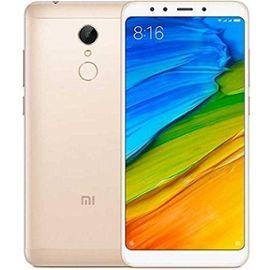 "Smartphone 5.99"" Xiaomi Redmi 5 Plus - 4Go de Ram, 64Go, B20, Or- (+41,25 reversés en superpoints)"