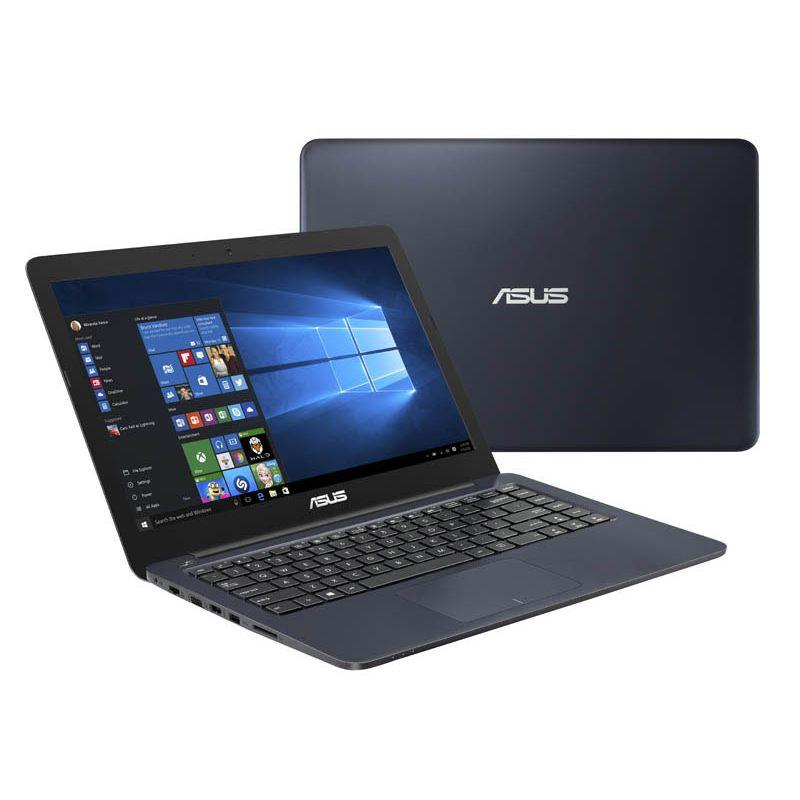 """PC Portable 14"""" Asus E402WA-GA002T -  AMD E2-6110, 4Go RAM, 32Go, Windows 10 Bleu"""