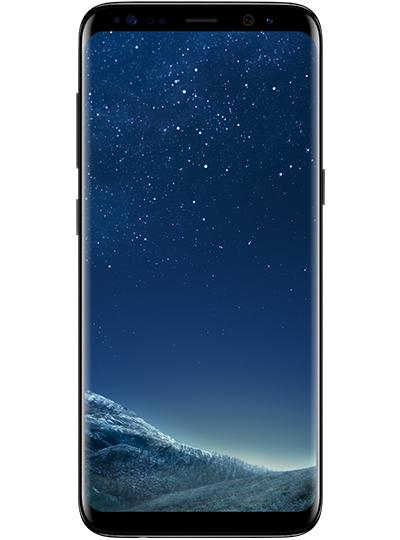 "Smartphone 5.8"" Samsung Galaxy S8 - 64 Go, Noir (+ 76.20€ en SuperPoints)"