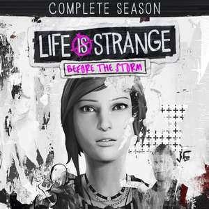 Life is Strange Complete Season à 4€ et Life is Strange Before the Storm Complete Season à 8.15€ sur PC (Dématérialisés, Steam)