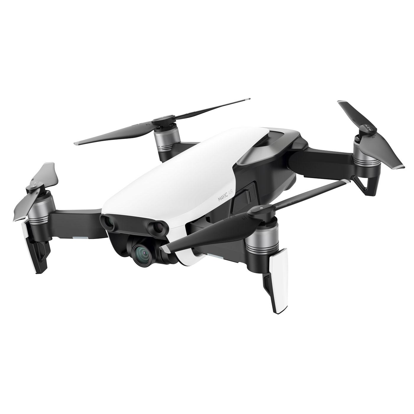 Drone DJI Mavic Air - Blanc Arctique (+ 69.90€ en SuperPoints)