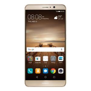 "Smartphone 5.9"" Huawei Mate 9 64Go, Dual SIM - Champagne Gold"
