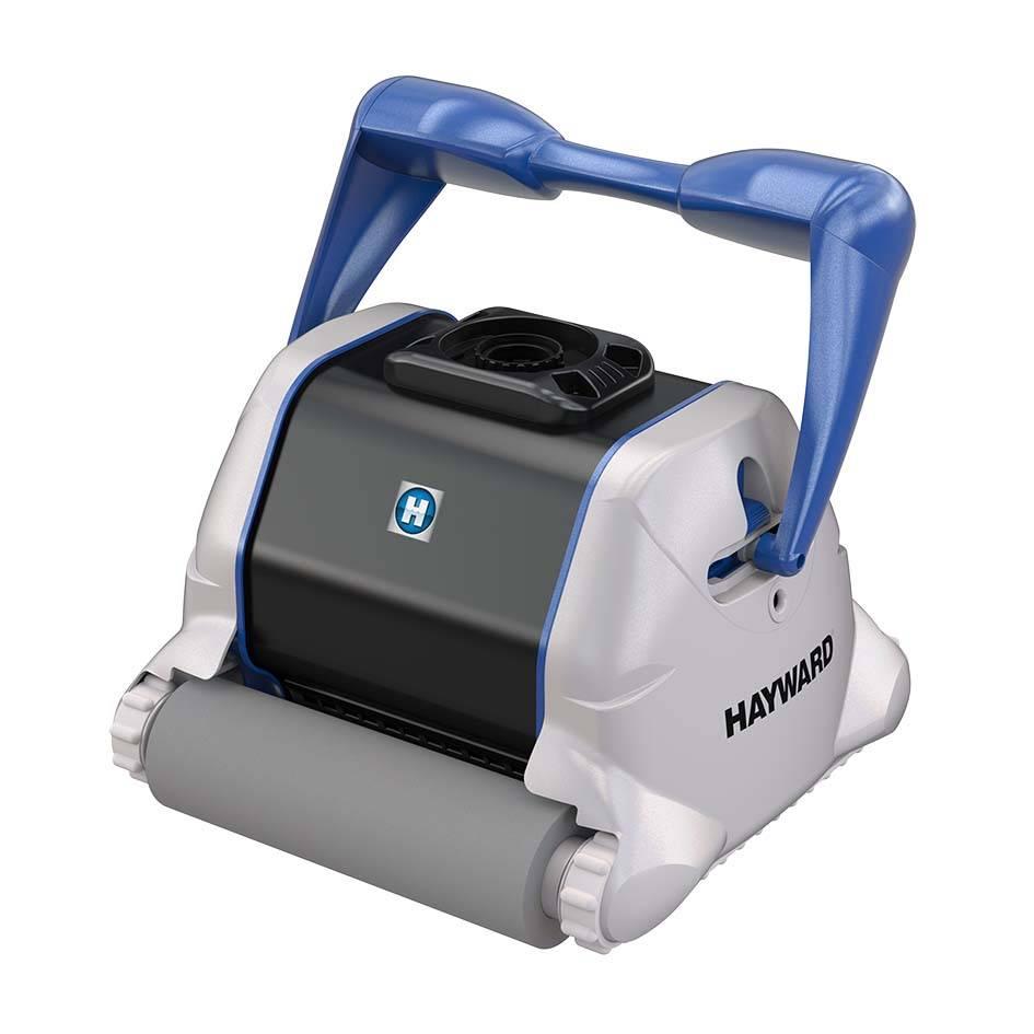 Robot de nettoyage pour piscine Hayward Tigershark - Brosses mousse