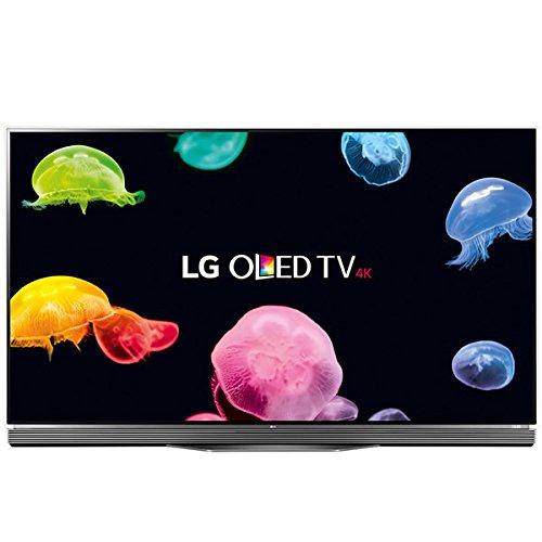 """TV 55"""" LG OLED55E6V OLED, 4K, Smart TV, 3D, webOS 3.0"""
