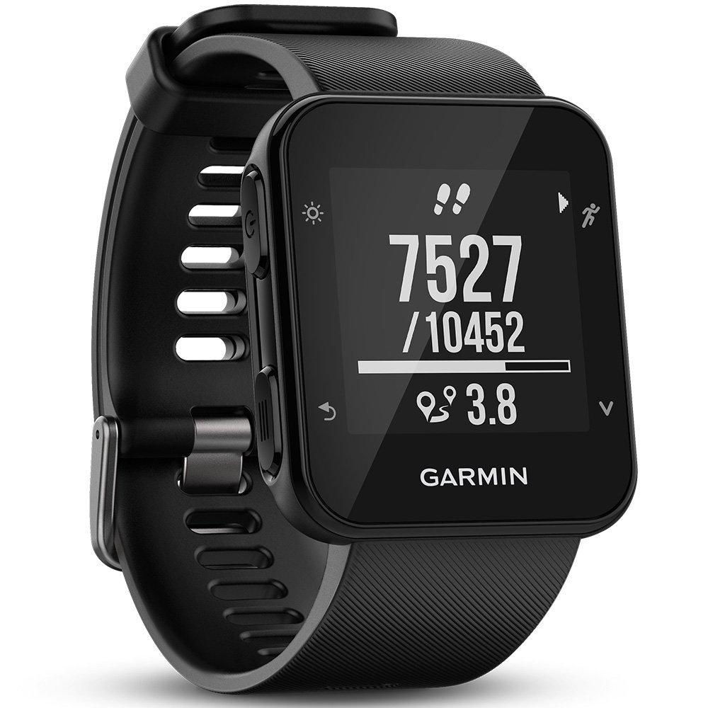 Montre GPS de Course à Pied Connectée Garmin Forerunner 35 avec Cardio Poignet