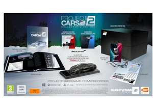 Project Cars 2 - Edition collector - PS4