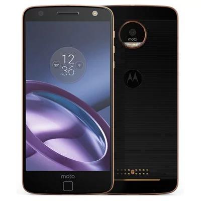 "Smartphone 5.5"" Lenovo Moto Z Noir, Snapdragon 820, RAM 4Go, 64Go (Sans B20)"