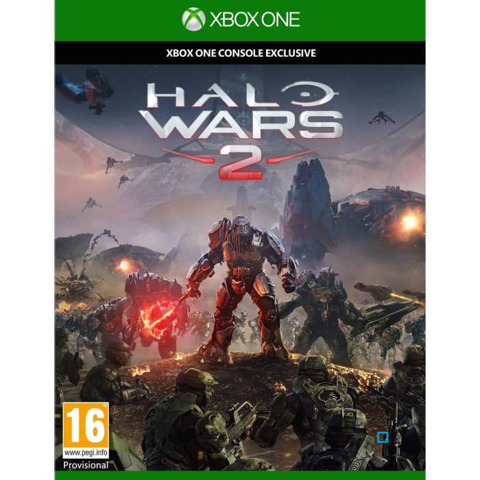 Sélection de Jeux PS4 et Xbox One en promotion (via l'Application) - Ex : Halo Wars 2 à 4.99€