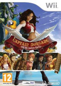 Jeu Wii  - Capitaine Morgane et la tortue d'or