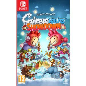 Scribblenauts Showdown sur Nintendo Switch