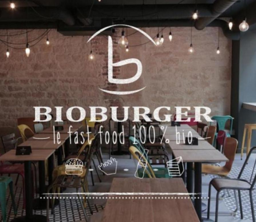 Burgers bio gratuits pour les 100 premiers clients de chaque service - Bioburger Paris (75)